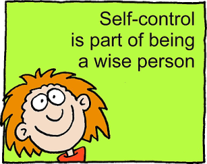 Meditations and Self-Control