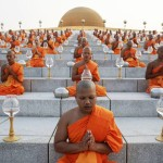 How do a foreigner become a buddhist monk in Thailand?