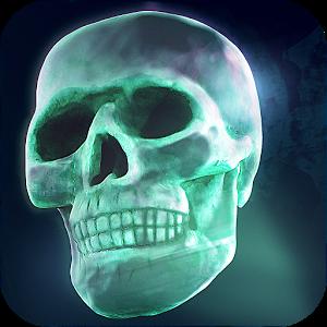 Shining Skull